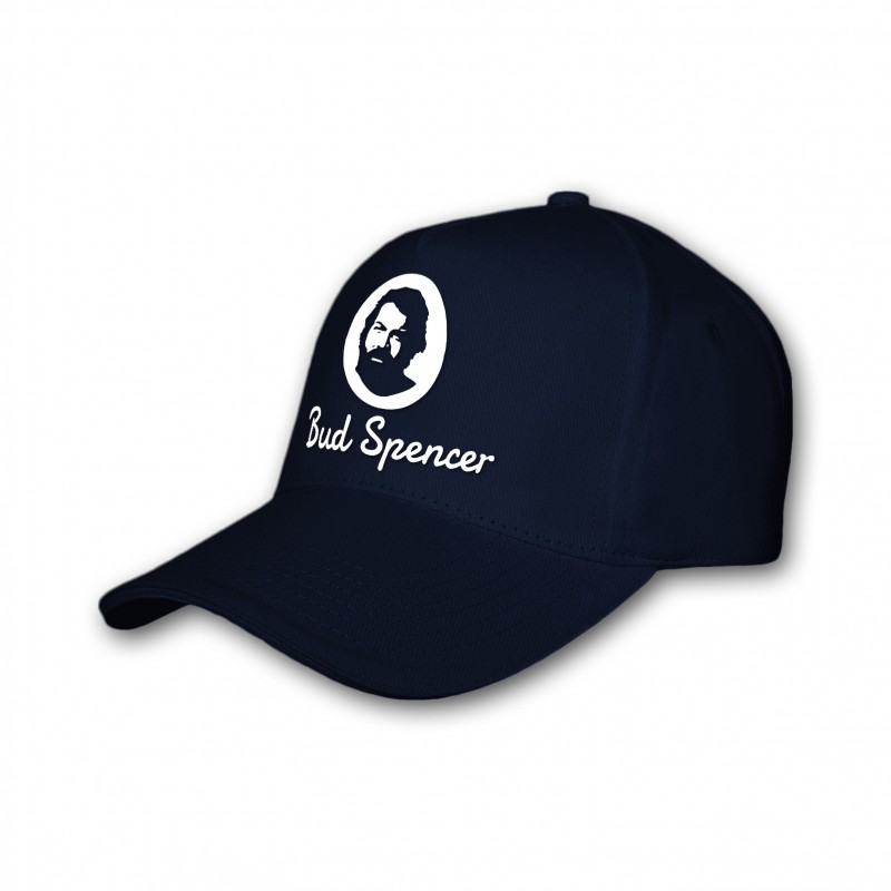Bud Spencer® Official Baseball Fan Cap (navy blau)