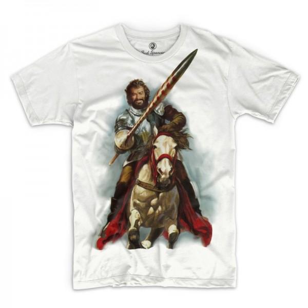 Hector, der Ritter ohne Furcht und Tadel - T-Shirt (weiss) - Bud Spencer®