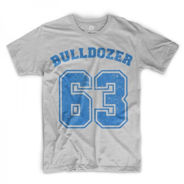Bulldozer 63 - T-Shirt (grau) - Bud Spencer®