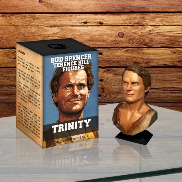 Der müde Joe - Bud Spencer & Terence Hill Figure Collection - No.2 (Trinity)