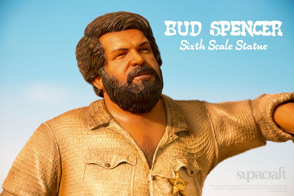 Bud Spencer Statue Limited Edition Supacraft