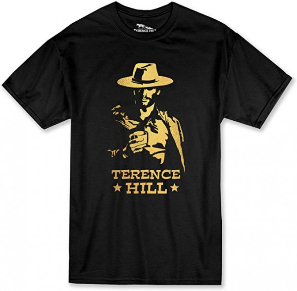 Gold Cowboy (schwarz) - Terence Hill