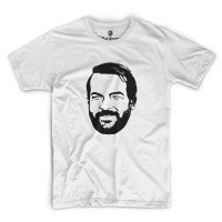 Buddy - T-Shirt (weiss) - Bud Spencer®