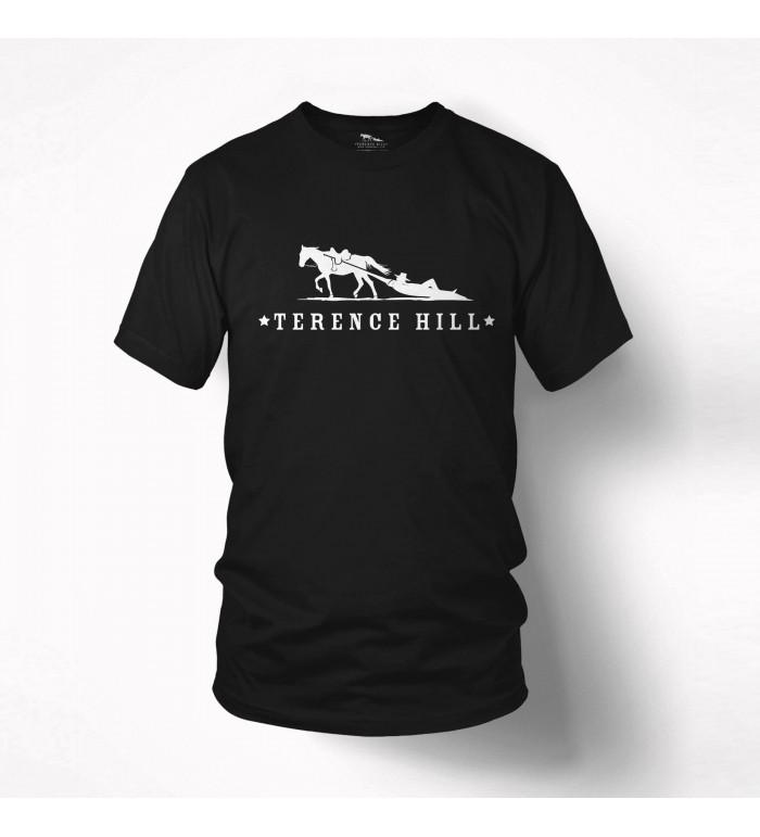 Logo - T-Shirt (schwarz) - Terence Hill XXL