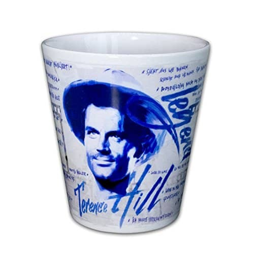 Terence Hill – Cappuccino Tasse (330ml)