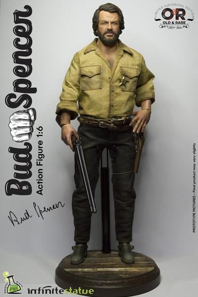 Bud Spencer Actionfigur von Infinite Statue 1/6