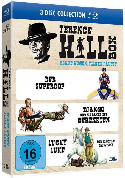 Terence Hill Box - Blaue Augen, flinke Fäuste