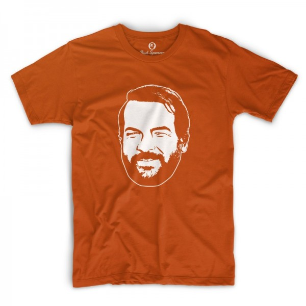 Buddy - T-Shirt (orange) - Bud Spencer®