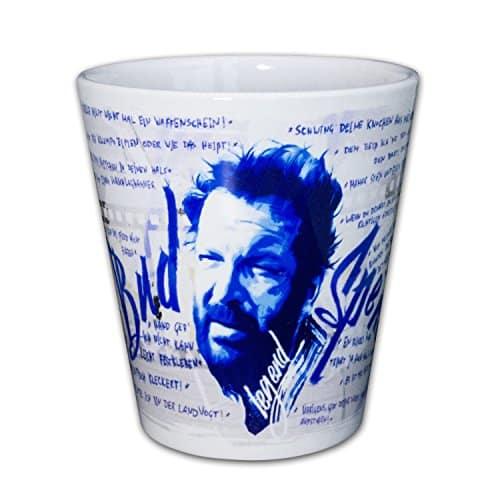Bud Spencer – Cappuccino Tasse (330ml)