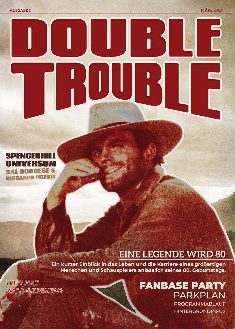 Double Trouble - Das Magazin für Spencerhill Fans
