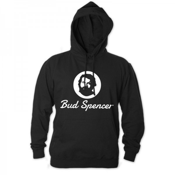 Official Logo - Hoodie (schwarz) - Bud Spencer®