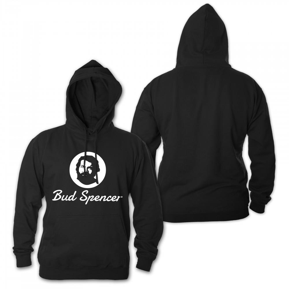 Official Logo - Hoodie (schwarz) - Bud Spencer® XXL
