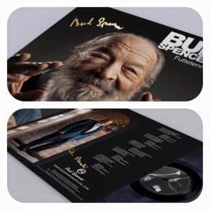 Bud Spencer – Futtetenne Vinyl LP Limited Edition mit Autogramm