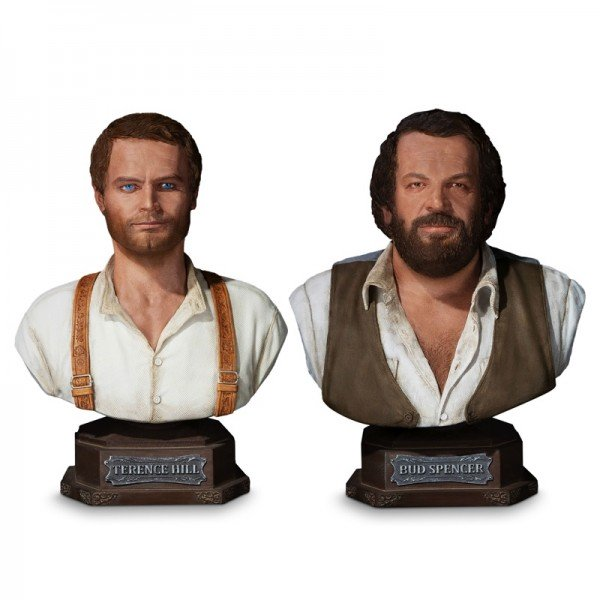 Bud Spencer & Terence Hill Büsten Set