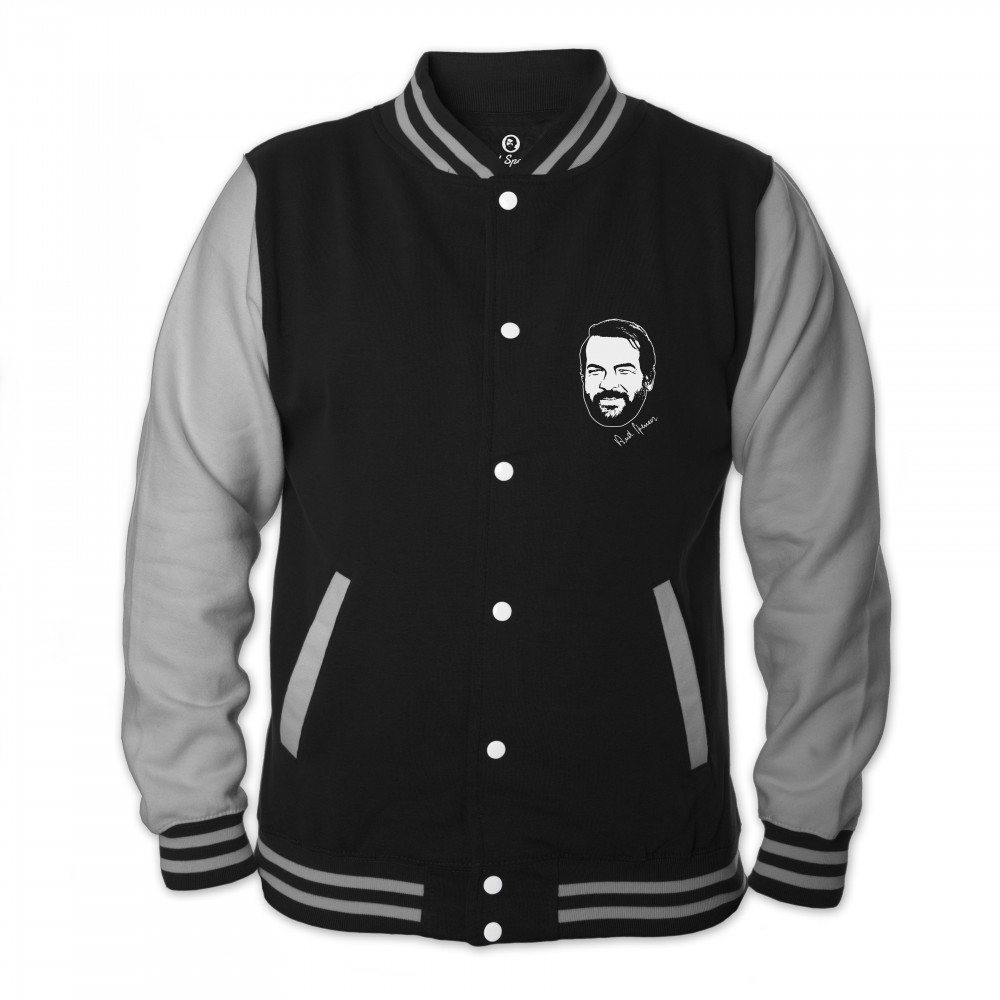 LEGEND - College Jacke (schwarz) - Bud Spencer® S