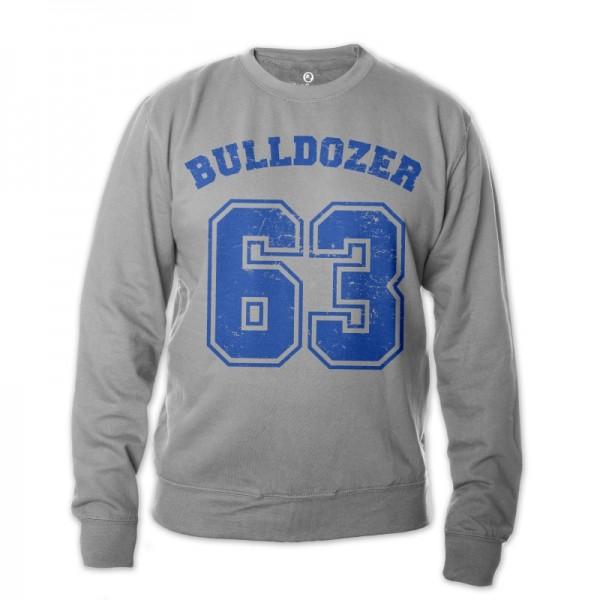 Bulldozer 63 - Sweatshirt (grau) - Bud Spencer®