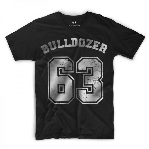 Bulldozer 63 - T-Shirt (schwarz) - Bud Spencer®
