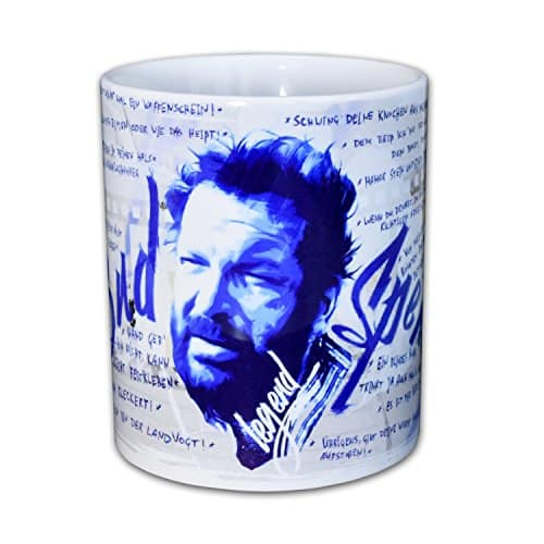 Bud Spencer – Tasse rund (330ml)