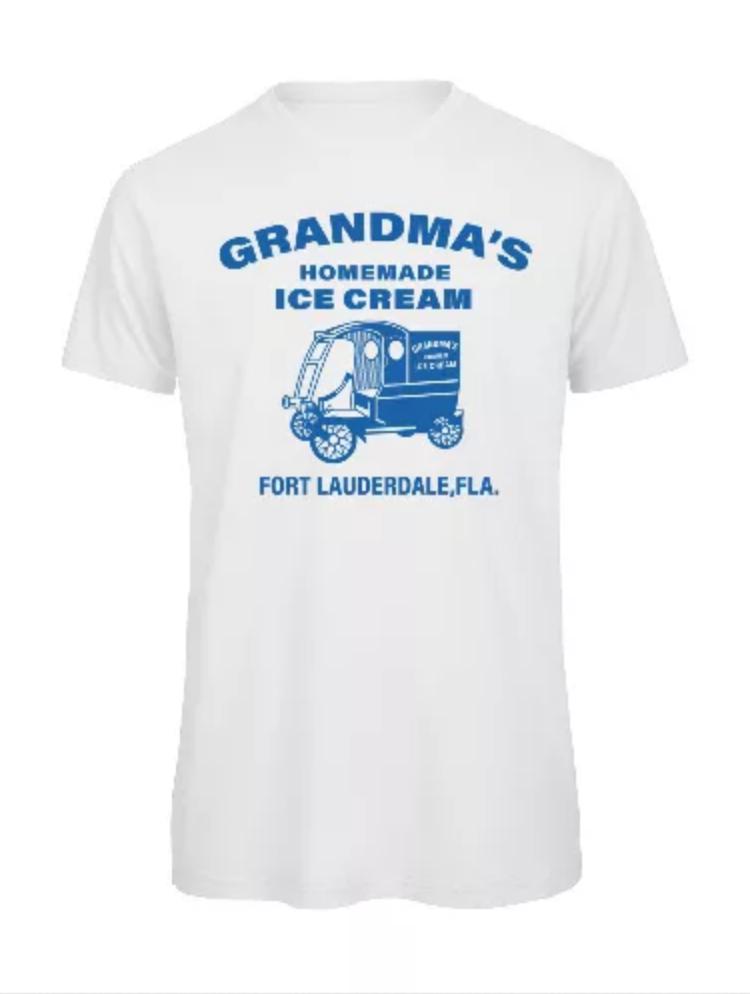 Shirt Grandmas Homemade Ice Cream aus Zwei sind nicht zu bremsen L