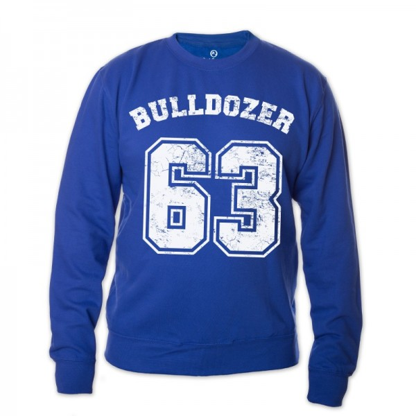 Bulldozer 63 - Sweatshirt (blau) - Bud Spencer®