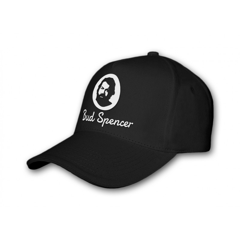 Bud Spencer® Official Baseball Fan Cap (schwarz)